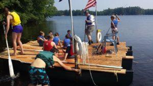kids-on-raft