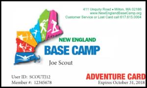 Adventure Card Border