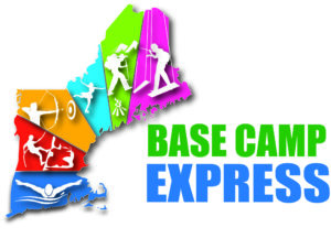 Base Camp Express vector logo