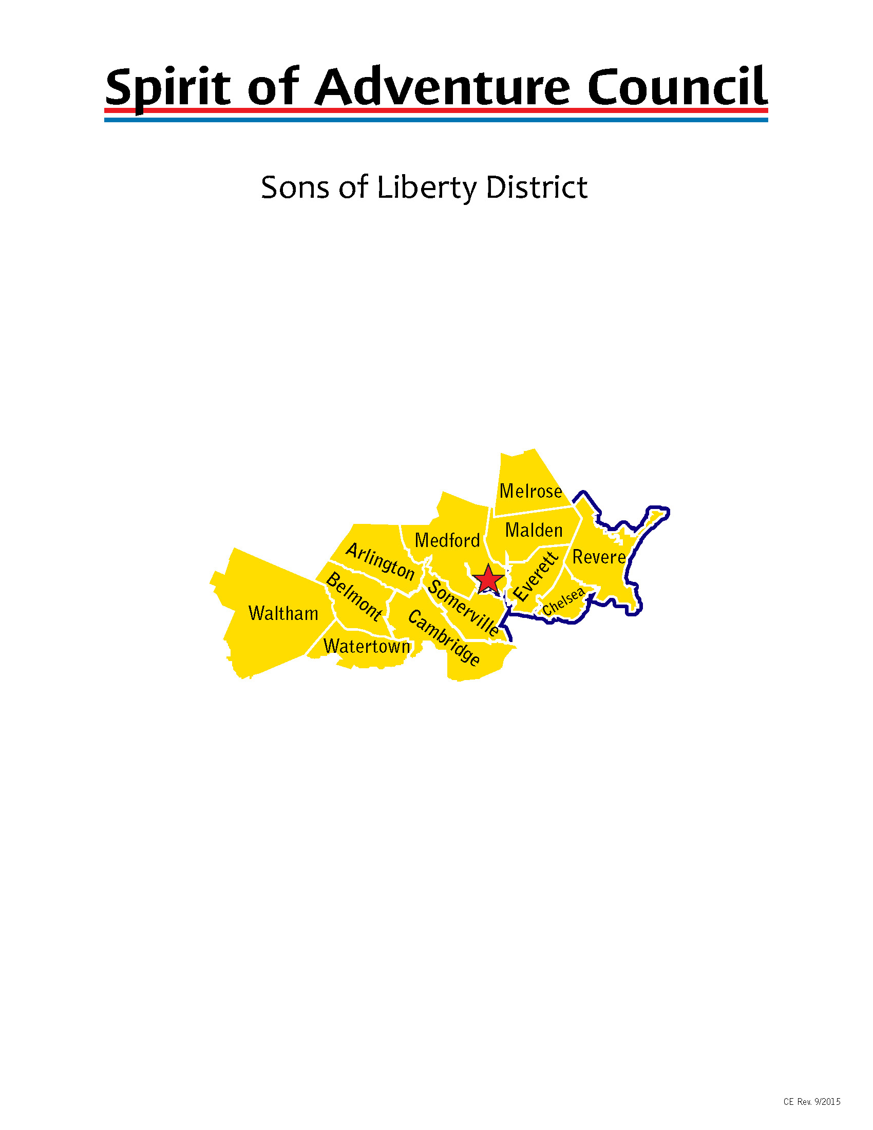 Sons of Liberty District