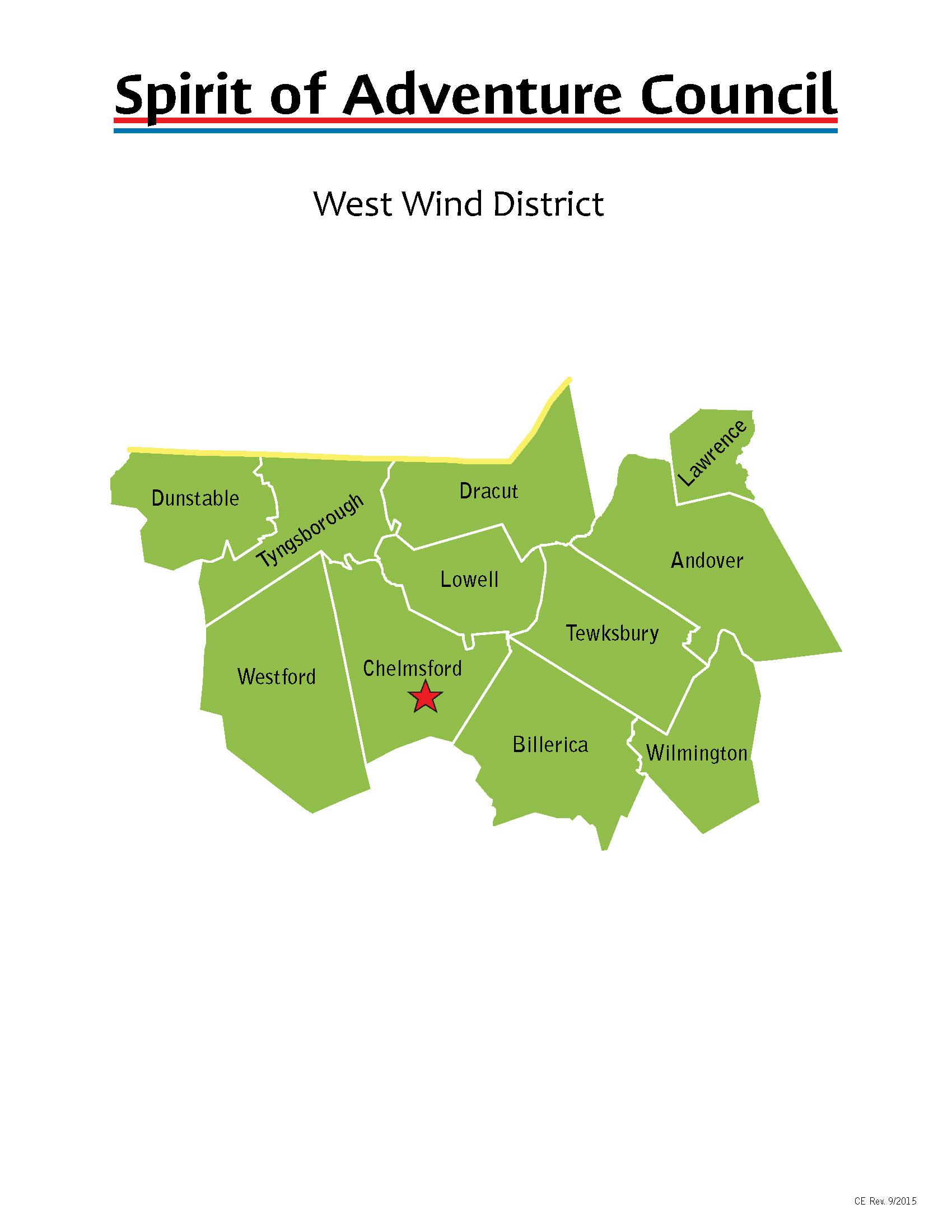 West Wind District